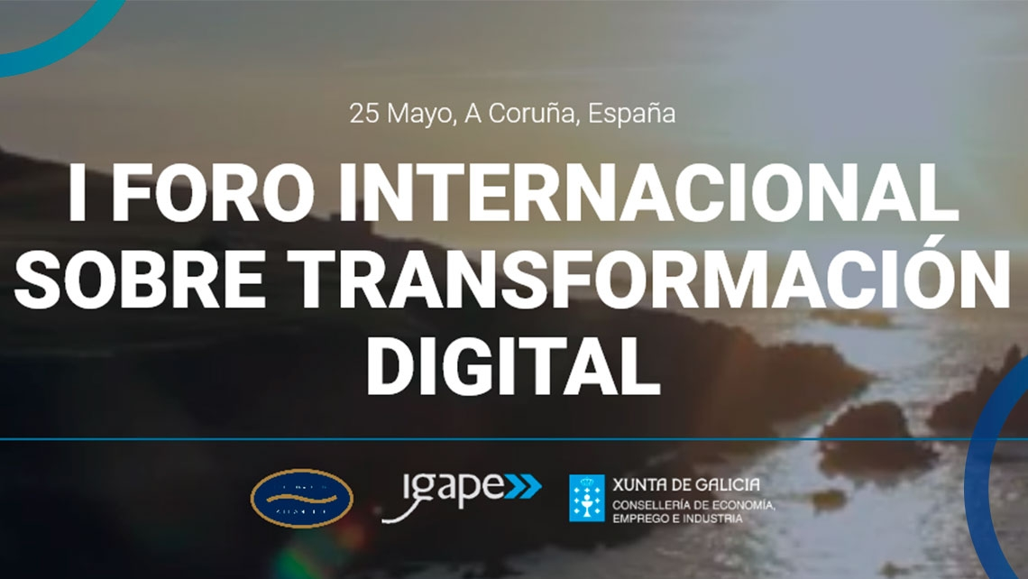 I FORO INTERNACIONAL TRANSFORMACIÓN DIGITAL