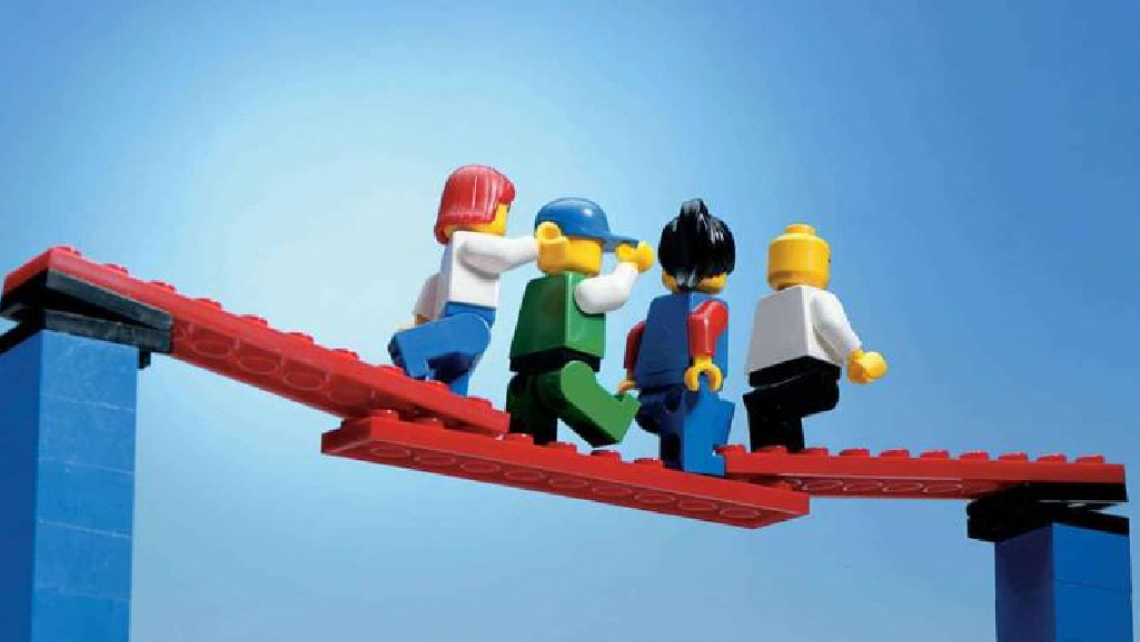 Dinámicas Teambuilding con Lego Serious Play